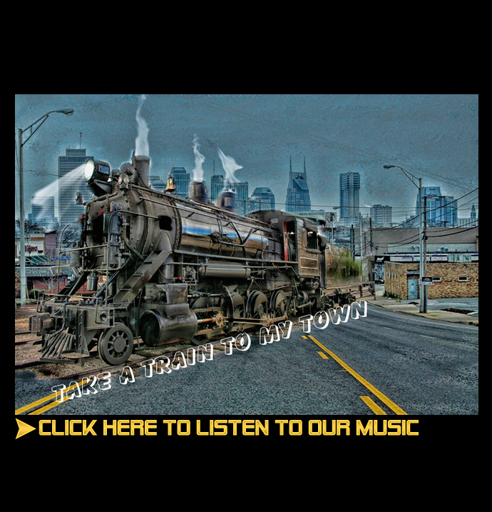 Take a Train to My Town songs blues music cd
