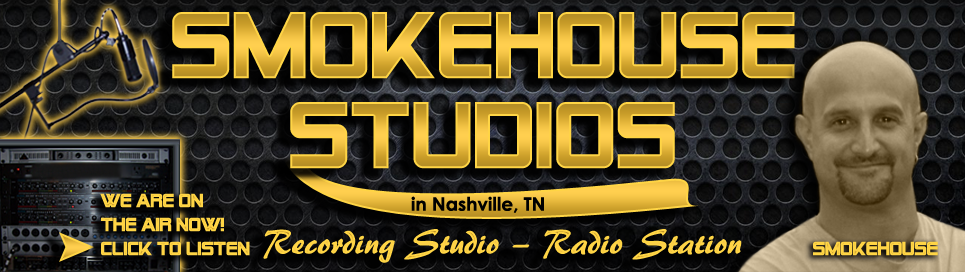 Smokehouse Studios Music Recording Studio in Nashville, TN