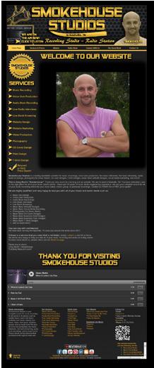 Nashville TN Website Design